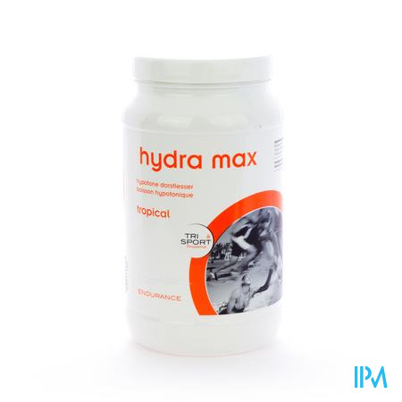 Trisportpharma Hydra-max Tropical Pdr 1kg