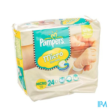 Pampers Baby Dry Premature 1,5-3kg