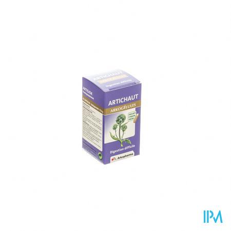 Arkogelules Artichaut Vegetal 45 capsules