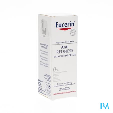 Eucerin Anti Redness Kalmerende Verzorging 50ml