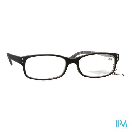 Pharmaglasses Visionblue Pc01 Leesbril +2.00 Black