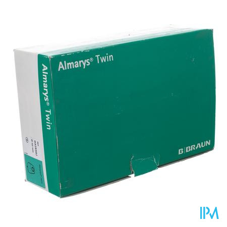 Almarys Twin O/Z 50Mm Tr 032950J 20 zakjes