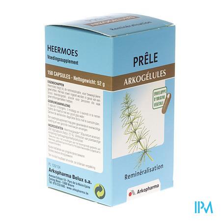 Arkogelules Prele Vegetal 150 capsules