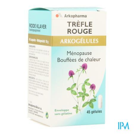 Arkogélules Le Trèfle Rouge Vegetal 45 capsules