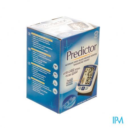 Predictor-bloeddrukmeter voor de pols 1 stuk