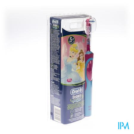Farmawebshop - ORAL B TANDENB ELECTR.D12513K KIDS STAGES VITALITY