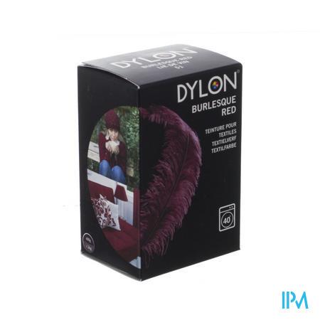 Dylon Burlesque Red 51 Machine 200 g