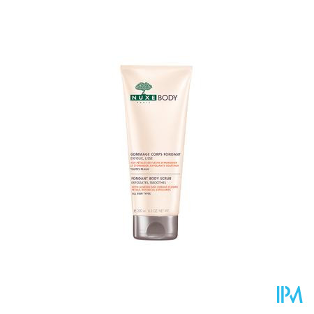 Nuxe Body Smeltende Lichaamspeeling Tube 200ml