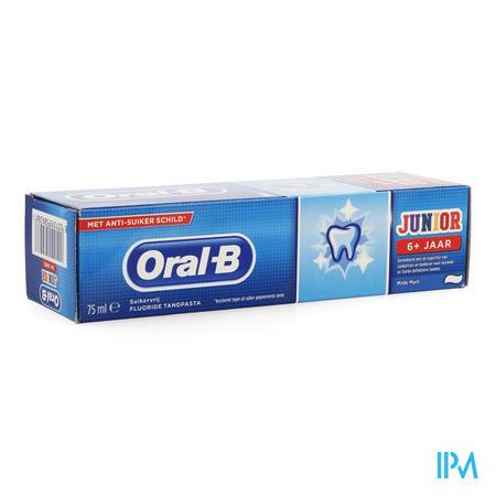 Oral-b Tandpasta Junior 75ml