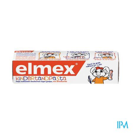 Elmex Tandpasta Kinderen 0 - 5 Jaar 50 ml
