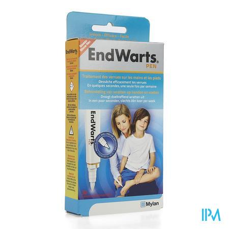 Endwarts Pen Tegen Wratten 3ml Nf