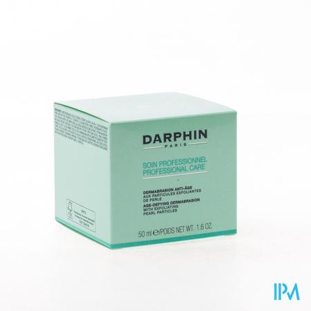 Afbeelding Darphin Dermabrasie Peeling tegen Huidveroudering met Exfoliërende Parelonderdeeltjes voor alle Huidtypes 50 ml.