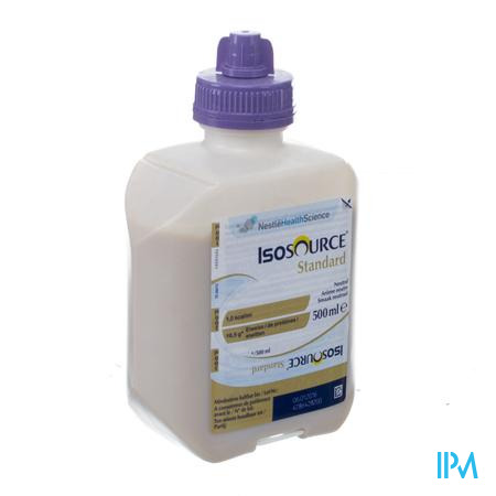 Isosource Standard Smartflex 500 ml
