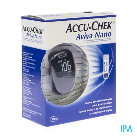 accu chek aviva nano instructions