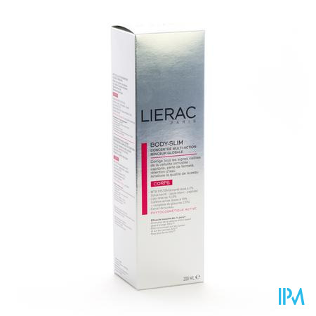 Lierac Body Slim Corps 200 ml