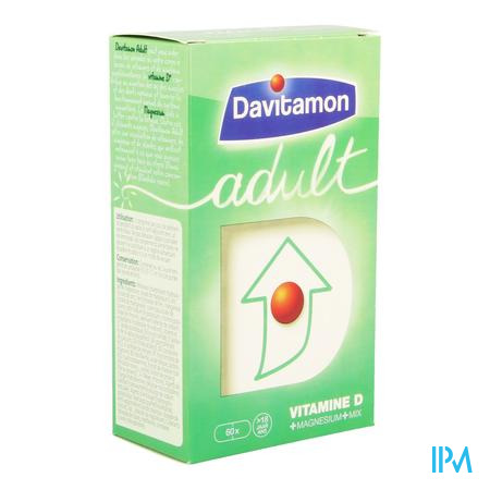 Davitamon Adult Multivitamines 60 Tabletten