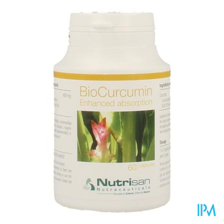 Nutrisan Biocurcumin 60 capsules