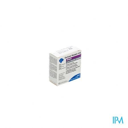 Eurican Herpes 205 1 Dosis (2 Fl)