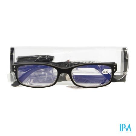 Pharmaglasses Visionblue Pc01 Leesbril +2.50 Black