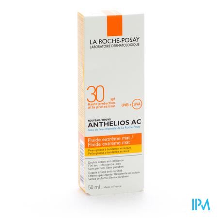 La Roche Posay Anthelios UV 30 AC 50 ml