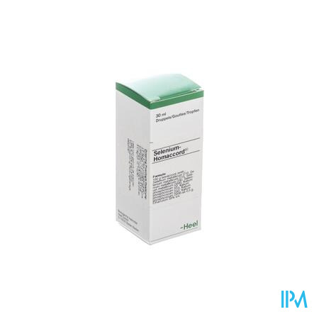 Selenium-homaccord Gouttes 30 ml Heel
