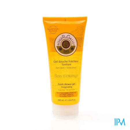 Roger & Gallet Bois D'Orange Gel De Douche 200 ml gel