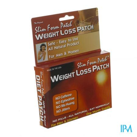 Slim Form Patch Cure 1 Mois 10 pièces