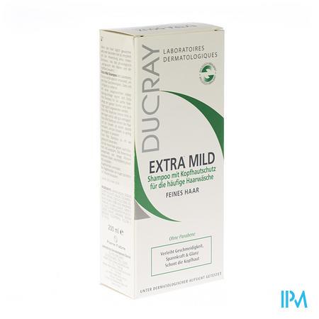 Ducray Extra Milde Shampoo 200 ml flacon