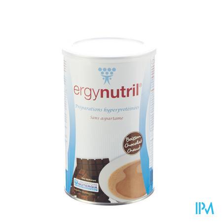 Ergynutril Chocolade Pdr Pot 300g