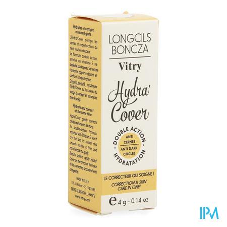 Longcils Boncza Hydra Cover Beige Correct.stick 4g