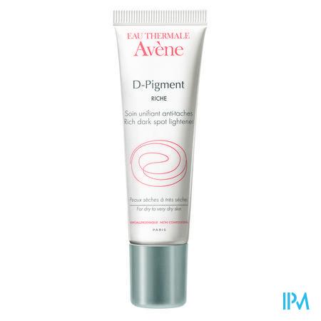 Avene D-pigment Rijk Creme 30ml