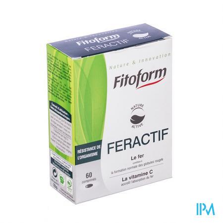 Fer'actif Blister Tabletten 60 Fitoform