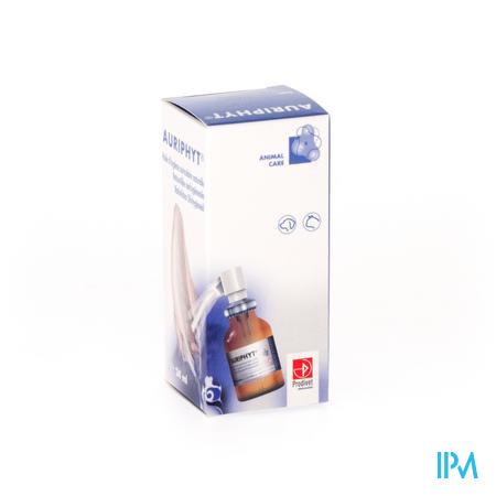 Auriphyt Solution Huile Pour Oreilles Animaux 24 ml