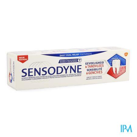 Sensodyne Gevoeligheid & Tandvlees Tandpasta 75ml