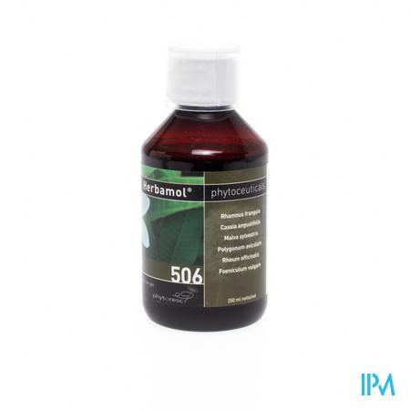 Herbamol 506 Detox Transit 250 ml