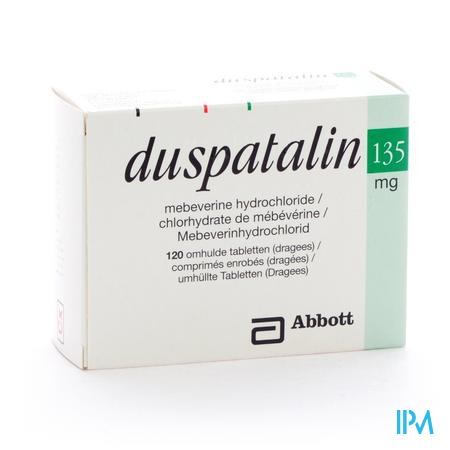 Duspatalin 135mg 120 dragees