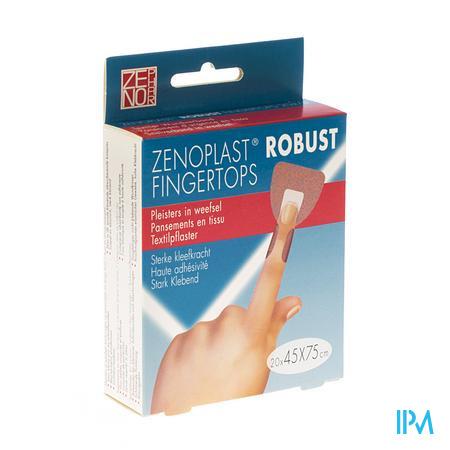 Zenoplast Robust Strips Fingertops 20 pièces
