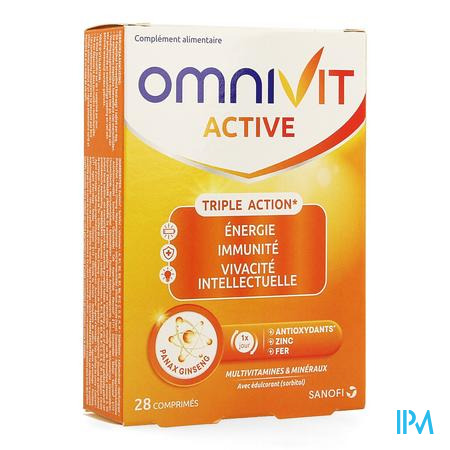 Omnivit Active Comp 28