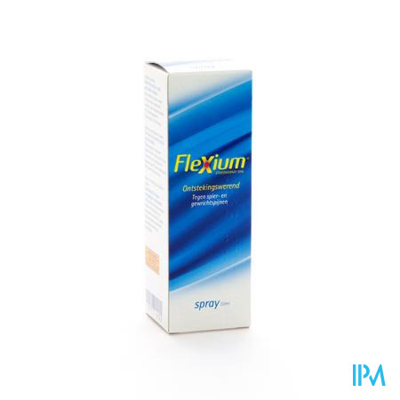 Farmawebshop - FLEXIUM SPRAY 10% 50ML