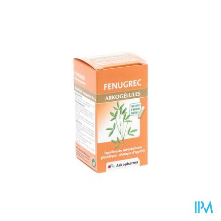 Arkocaps Fenegriek Plantaardig 45 capsules