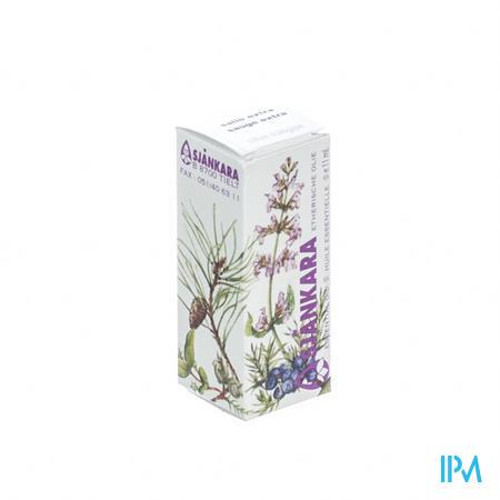 Sjankara Salie Essentiele Olie 11 ml