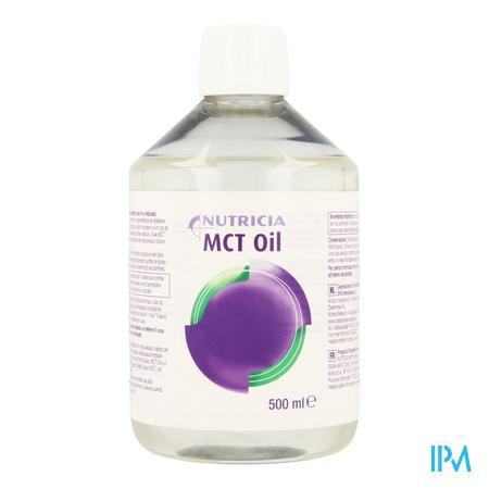 Mct Olie 500 ml
