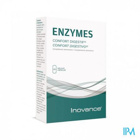 Inovance Enzymes Caps 20 Cs453