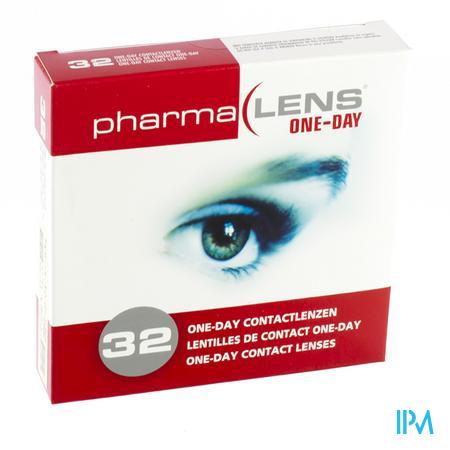 PharmaLens lentilles (jour/24 heurs) (Dioptrie: +1.25) 32 lentilles