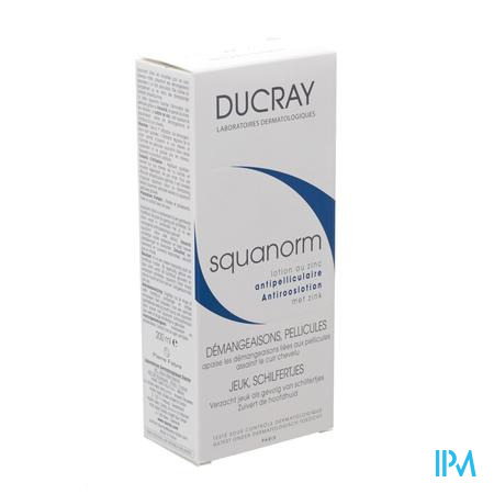 Ducray Squanorm Lotion Anti Roos 200ml