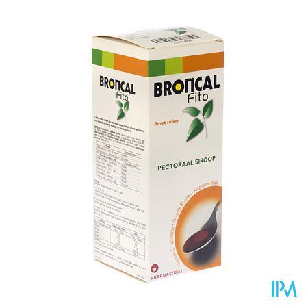 Farmawebshop - BRONCAL FITO SIROOP 200ML