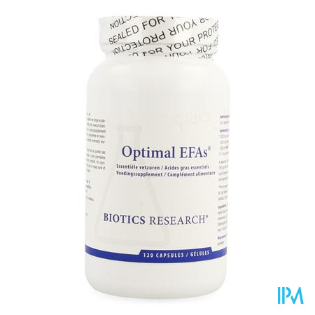 Optimal Efas Caps 120