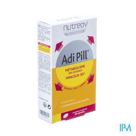 Physcience Adi Pill Caps 40 (2x20)