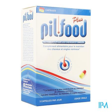 Pilfood Plus Capsule 180