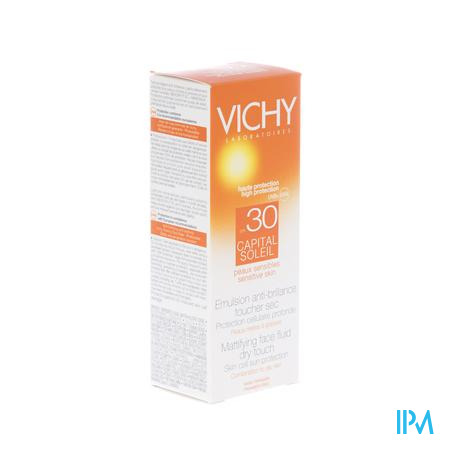 Vichy Capital Soleil Creme Solaire Dry Touch Spf30 50 ml